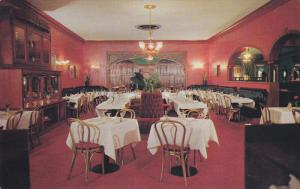 The Incomparable Rose Room of the Lulu Belle in Scottsdale,  Arizona,  40-60s