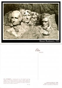 Mount Rushmore, 1941 (10356)