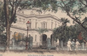 SINGAPORE, 1900-1910's; Raffles Museum And Library