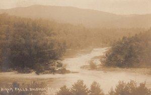 RP: BALWIN , Maine , 1919 ; Hiram Falls