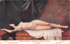 The Res Augusie Zwiller Nude Unused
