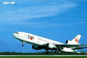 Japan Airlines DC-10