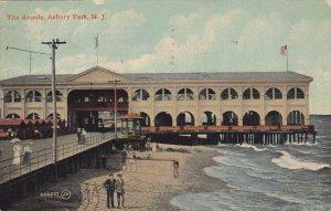 ASBURY PARK, New Jersey; The Arcade, PU-1915
