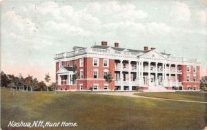 New Hampshire  Nashua, Hunt Home