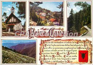 Postcard Modern Peira Cava (Alpes Ms)