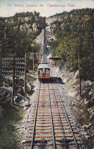 Tennessee Chattanooga The Incline Lookout Mountain