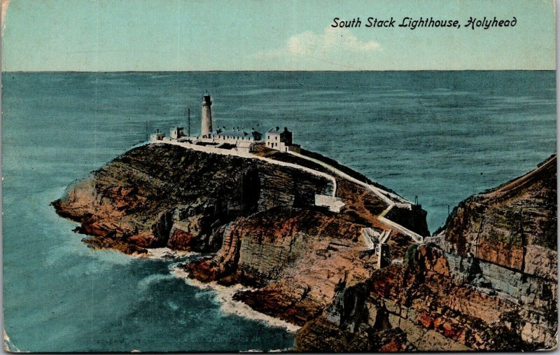 South Stack Lighthouse Holyhead UK Valentine's Series