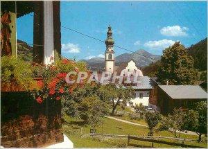 Modern Postcard Gruss aus Tirol oberau greetings wildchonau