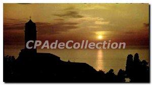 Modern Postcard Corsica Pino Sunset Sunglasses
