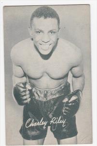 Black Boxer Charley Riley ,  20-40s
