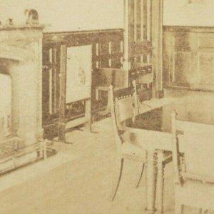 Escocia Abbotsford Room Señor Walter Scott Died Interior Abbie S Soldar
