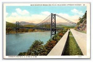 3225  NY  bear Mountain Bridge