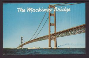 The Mackinac Bridge BIN