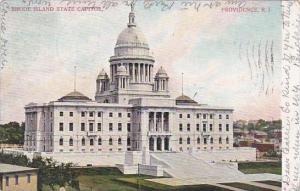 Rhode Island Providence Rhode Island State Capitol