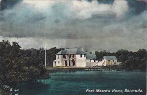 Poet's Moore's Home , Bermuda, PU-1912