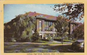 Minnesota Rochester Coffman High School 1948 Dexter Press