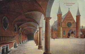 Netherlands Gravenhage Ridderzaal
