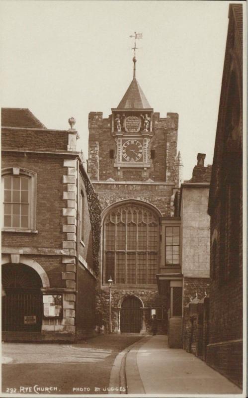 Church Rye Church