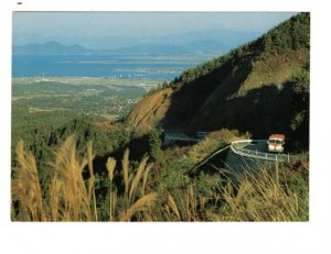 Mount Hiei Drive Way, Kyoto, Japan,