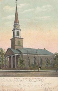 NEWARK , New Jersey, PU-1906; Trinity Church