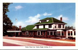 New Jersey Clifton Robin Hood Inn Valley Road