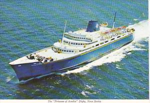 Canada Ferry Princess Of Acadia Digby Nova Scotia
