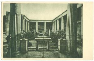 Italy, Pompei, La Casa dei Vettii, unused Postcard