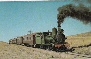 South Australian Railways Locomotive N0. 97 , 50-60s