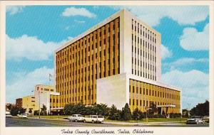 Oklahoma Tulsa County Courthouse