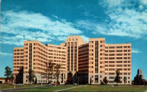 New York Albany Veterans Administration Hospital 1958