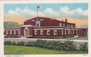 Exterior,  Armory,  Covington,  Virginia,  30-40s