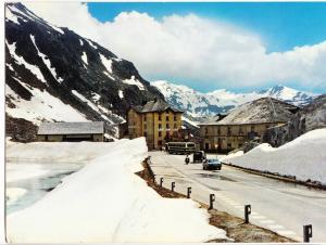 Switzerland, Passo del San-Gottardo, Ticino-Uri unused Postcard