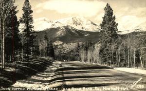RPPC Mummy Range and Trail Ridge Road - Rocky Mountain National Park CO Colorado