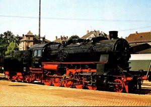 German Trains Baureihe 58 Gueterzuglokomotive Baujahr 1918 Maschinenbaugesell...