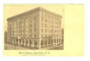 Hotel Selwyn, Charlotte, North Carolina, 00-10s