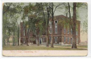 Knox College, Galesburg, Illinois, PU-1907