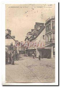 Vernon Old Postcard Carnot Street
