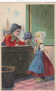 Dutch Children , 00-10s