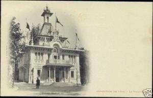Exposition 1900 Paris, Le Transvaal, South Africa
