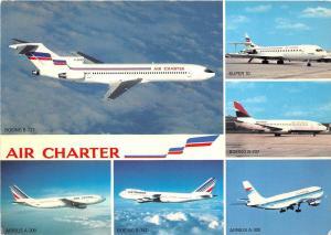 B57465 airplanes avions Air Charter multiviews