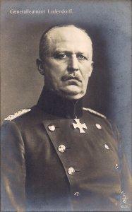 RPPC WWI Germany, Lt. General Erich Ludendorff, Commander, 1914-18, Politics