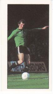 Trade Cards Geo. Bassett FOOTBALL 1979-80 No 12 Joe Corrigan, Manchester City