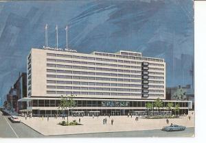 Postal 037683 : The Rotterdam Hilton Hotel