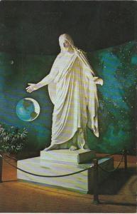 California Los Angeles Jesus Christ Statue Los Angeles Temple Visitors Center