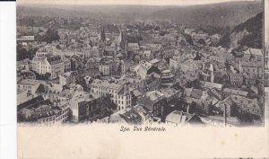 SPA, Liege, Belgium; Vue Generale, 00-10s