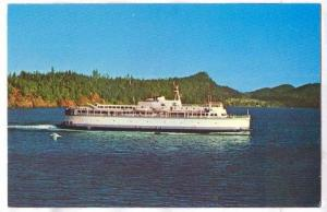 M. V. Queen of Vancouver, British Columbia Ferry Authority,Victoria, Canada, ...