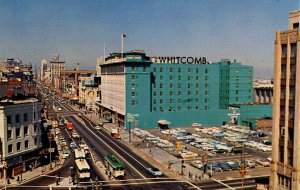 CA - San Francisco. The Whitcomb Motor Hotel
