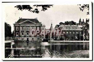 Postcard Old Mauritshuis Den Haag Buitenhof