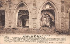 Belgium Abbaye de Villers, Le Refectoire