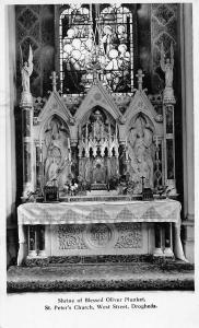Shrine of Blessed Oliver Plunket, St Peter's Church West Street Drogheda